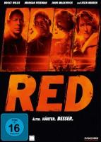 R.E.D. - Älter. Härter. Besser. (DVD)
