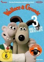 Wallace & Gromit - 3 unglaubliche Abenteuer (DVD)