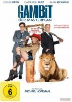 Gambit - Der Masterplan (DVD)