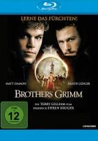 Brothers Grimm - Lerne das Fürchten (Blu-ray)