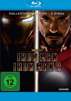 Iron Man & Iron Man 2 - Collector's Edition (Blu-ray)