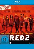 R.E.D. 2 - Noch Älter. Härter. Besser. (Blu-ray)