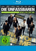 Die Unfassbaren - Now You See Me - Kinofassung & Extended Edition (Blu-ray)
