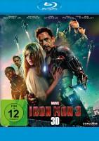 Iron Man 3 - Blu-ray 3D + 2D (Blu-ray)