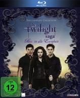 Die Twilight Saga - Bis(s) in alle Ewigkeit - The Complete Collection / 2. Auflage (Blu-ray)