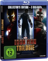 Iron Man Trilogie - Collector's Edition (Blu-ray)