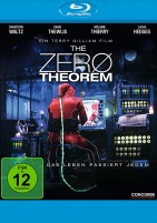 The Zero Theorem (Blu-ray)