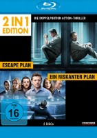 Escape Plan & Ein riskanter Plan - 2 in 1 Edition (Blu-ray)