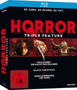 Horror Triple Feature (Blu-ray)