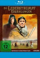 Die Lederstrumpf Erzählungen - Die legendären TV-Vierteiler / Amaray (Blu-ray)