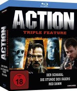 Action Triple Feature (Blu-ray)