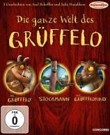 Die ganze Welt des Grüffelo (Blu-ray)