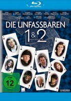Die Unfassbaren - Now You See Me 1&2 (Blu-ray)