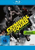 Criminal Squad - Deutsche und US-Kinofassung + US Unrated-Fassung (Blu-ray)
