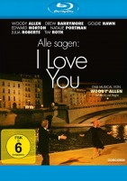 Alle sagen - I Love You (Blu-ray)
