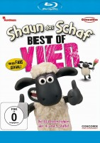Shaun das Schaf - Best Of Vier (Blu-ray)