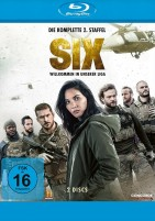 Six - Staffel 02 (Blu-ray)