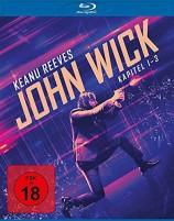 John Wick - Kapitel 1-3 (Blu-ray)