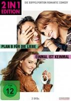 Plan B für die Liebe & Einmal ist keinmal - 2 in 1 Edition (DVD)