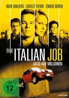 The Italian Job - Jagd auf Millionen (DVD)