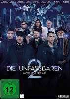 Die Unfassbaren 2 - Now You See Me (DVD)