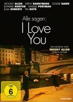 Alle sagen - I Love You (DVD)