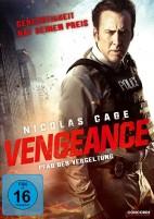Vengeance - Pfad der Vergeltung (DVD)