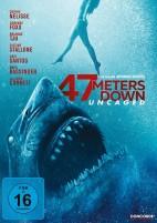 47 Meters Down - Uncaged (DVD)