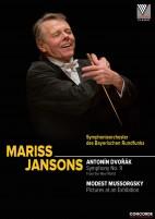 Mariss Jansons dirigiert Dvorak und Mussorgsky (DVD)