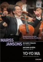 Richard Strauss Don Quixote & Antonin Dvorak Symphony No. 8 (DVD)