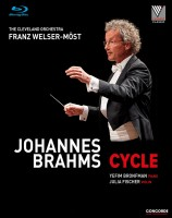 Johannes Brahms - Cycle (Blu-ray)