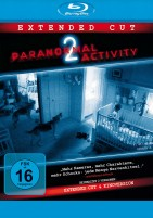 Paranormal Activity 2 - Extended Cut (Blu-ray)