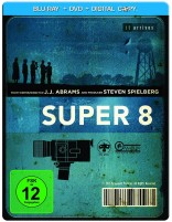 Super 8 - Blu-ray + DVD Steelbook (Blu-ray)