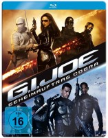 G.I. Joe - Geheimauftrag Cobra - Steelbook Edition (Blu-ray)