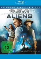 Cowboys & Aliens - Extended Director's Cut (Blu-ray)