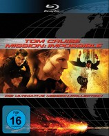 Mission: Impossible - Die Ultimative Mission-Collection (Blu-ray)
