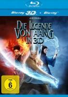 Die Legende von Aang 3D - Blu-ray 3D (Blu-ray)