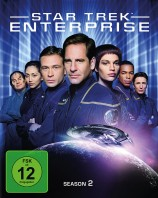 Star Trek - Enterprise - Season 2 / Limited Collector's Edition (Blu-ray)