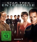 Star Trek - Enterprise - Season 3 / Limited Collector's Edition (Blu-ray)