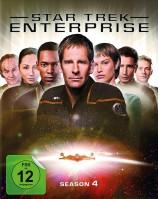Star Trek - Enterprise - Season 4 / Limited Collector's Edition (Blu-ray)