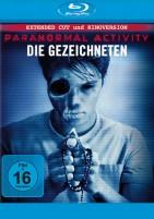 Paranormal Activity - Die Gezeichneten - Extended Cut + Kinoversion (Blu-ray)