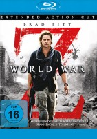 World War Z - Extended Action Cut (Blu-ray)