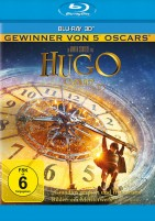 Hugo Cabret 3D - Blu-ray 3D (Blu-ray)