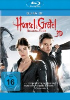 Hänsel & Gretel: Hexenjäger - Blu-ray 3D (Blu-ray)