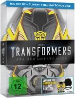 Transformers - Ära des Untergangs - Blu-ray 3D + 2D + Bonus BD / Limitierte 3D Bumblebee Blu-ray Edition (Blu-ray)