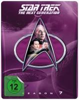 Star Trek - The Next Generation - Season 7 / Steelbook (Blu-ray)