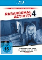 Paranormal Activity 4 - Extended Cut & Kinofassung (Blu-ray)