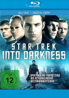 Star Trek - Into Darkness - Blu-ray + Digital Copy (Blu-ray)