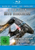 Star Trek - Into Darkness 3D - Blu-ray 3D + 2D + DVD (Blu-ray)