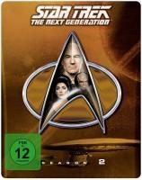 Star Trek - The Next Generation - Season 2 / Steelbook (Blu-ray)